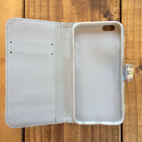 手帳型iphonecase