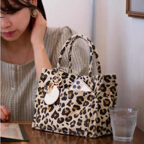 財布、スマホ、ポーチ、ペットボトルがちょうど収まるサイズ DAILY MILLER TOTE mini