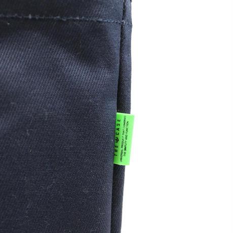 many pocket canvas tote (VBOM-4314)