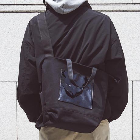 many pocket 2way tote(VBOM-5330)