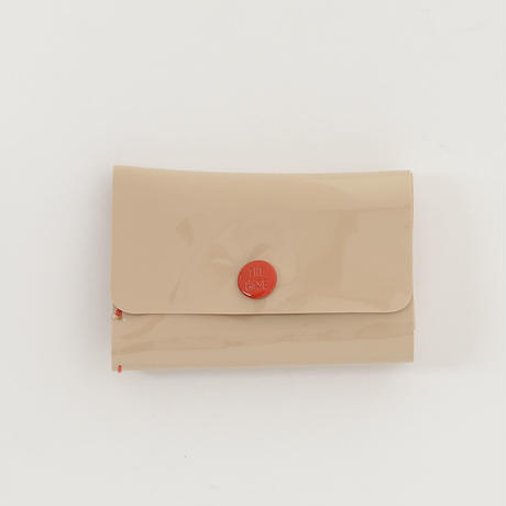 【THE CASE】functional minimal wallet(VBOM-5323)