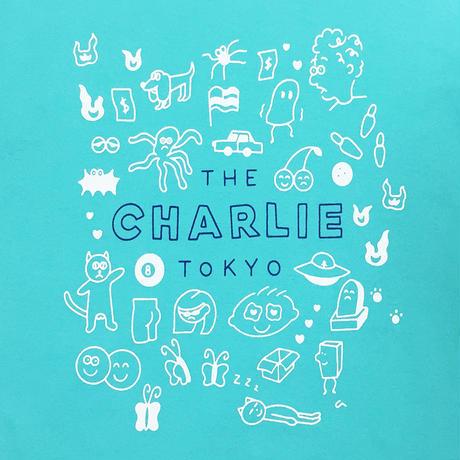 THE CHARLIE TOKYO × aimi odawara S/S T-SHIRT (MINT)