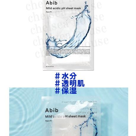 ABIB pHシートマスク(1枚)