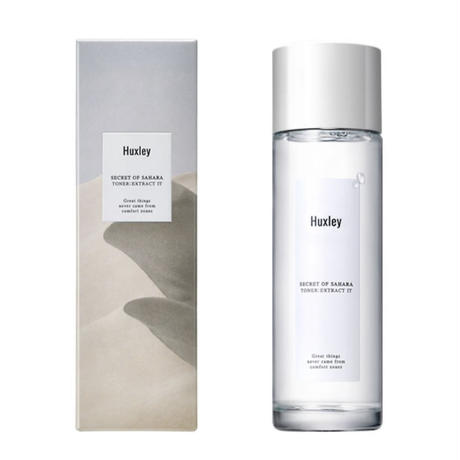 Huxley TONER EXTRACT IT ★120ml★化粧水