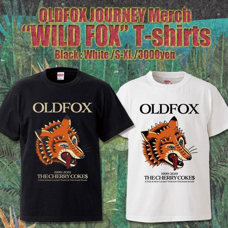 OLDFOX JOURNEY Tシャツ~WILDFOX~