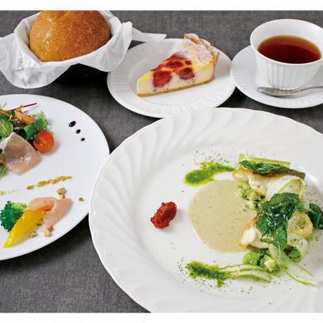 THE CLASS KOBE@居留地 ランチ・ケーキセット              ※優先入場整理券付き