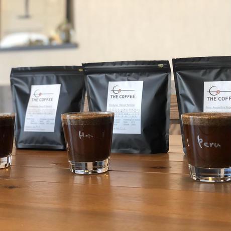 【Barista's  Selection】 Single Origin Coffee  シングルオリジンコーヒー 100g+α
