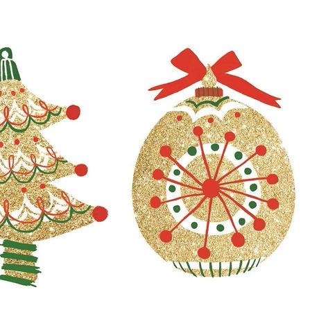 クリスマスガーランド_SHINNY BOTTLES(YX-23)