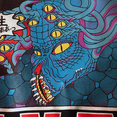 【AKR】ロンT/ブラック