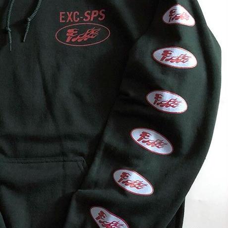 【EXC-SPS】フーディ/フォレストグリーン