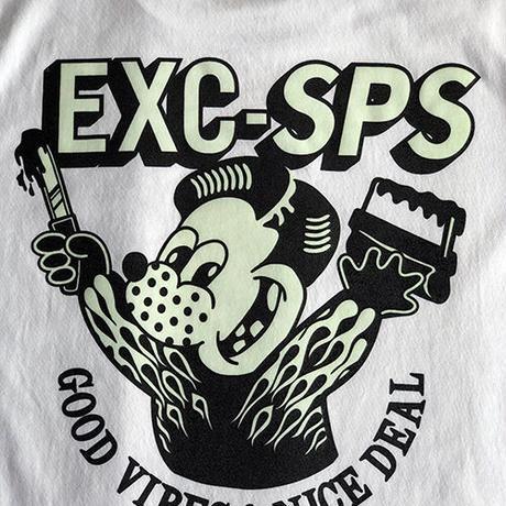【お土産】Tシャツ/ホワイト(蓄光)