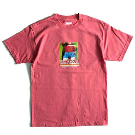【PYDH】Tシャツ/コーラルピンク