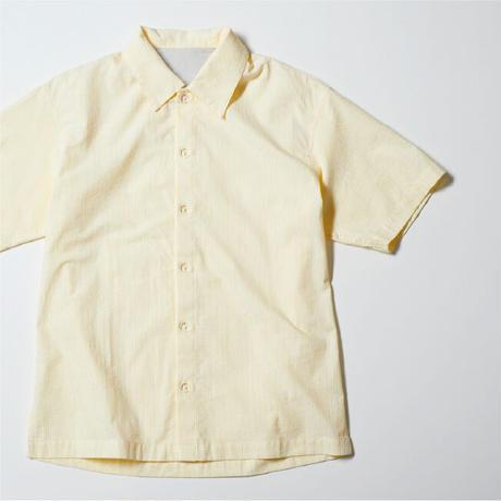 ととのうパンツ™️&シャツ上下セット イエローストライプ(限定37セット)
