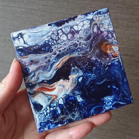 フルイッドアート『波』