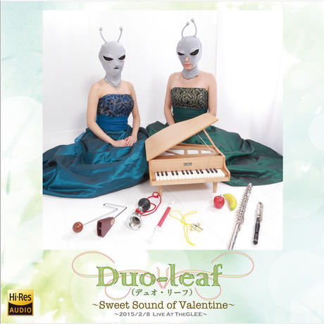 【カード販売】Duo-leaf / Sweet Sound of Valentine