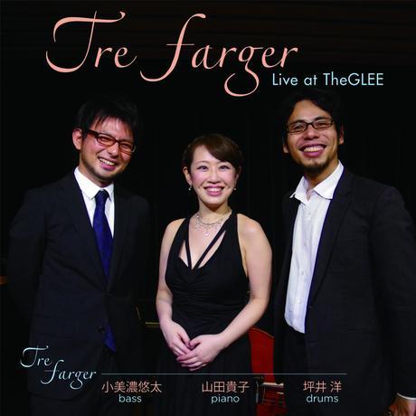 【CD付ハイレゾダウンロードカード】Tre farger / Live at the Glee