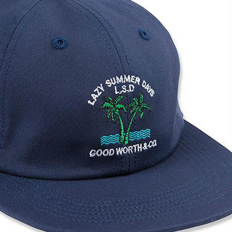 LAZY DAYS STRAPBACK - NAVY