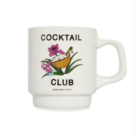 CLUB TROPICS COFFEE MUG
