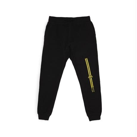 TRACK SWEATPANTS - BLACK