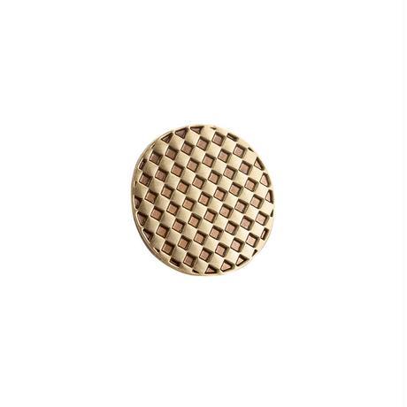 CHECKERED PIN
