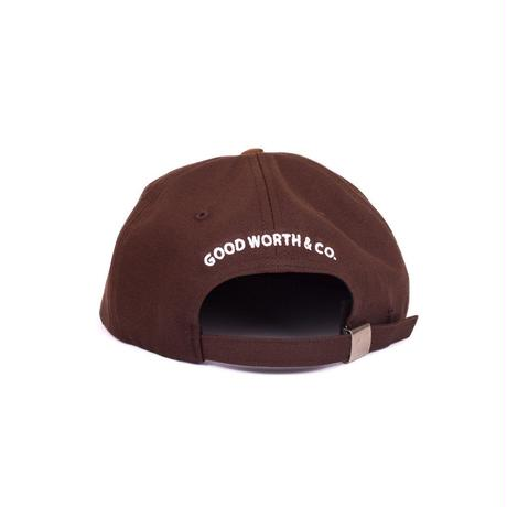 NIGHT MOVES STRAPBACK - BROWN 2 TONE