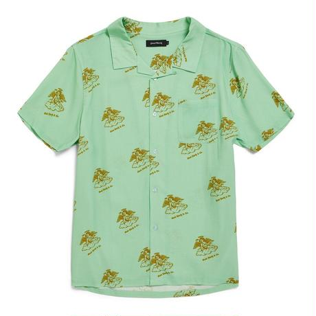 ANGEL CAMP SHIRT - VINTAGE GREEN