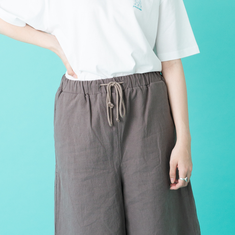 jmx promenade ASA PANTS // DARK BROWN