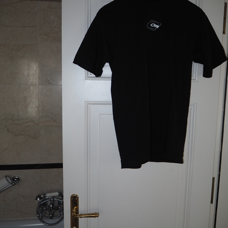jmx MD18 Tee BLACK