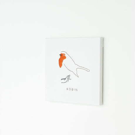 wild birds embroidery