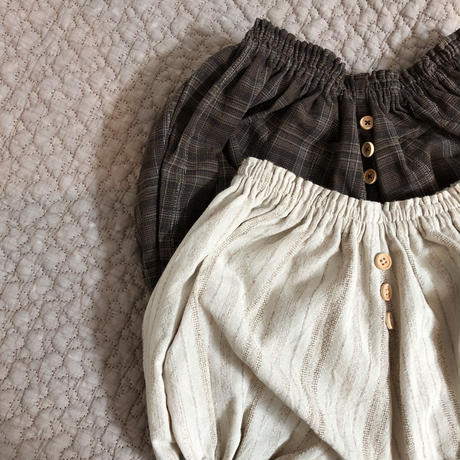 Cotton gara  bloomers | baby&kids