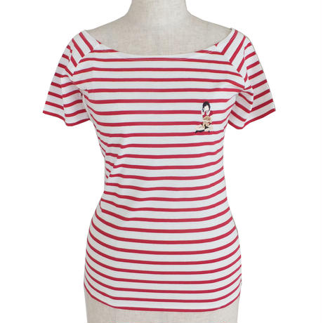 Matilda Tee shirts_red