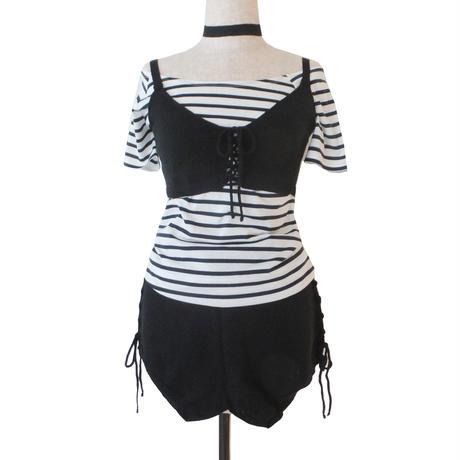 Matilda Tee shirts_navy