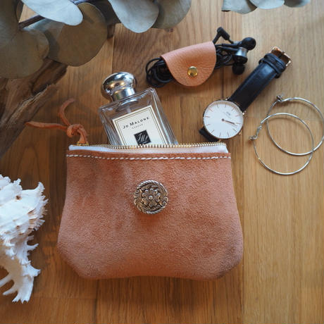 Makeup bag/Vintage rose