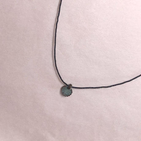 シェルチャーム の ネックレス