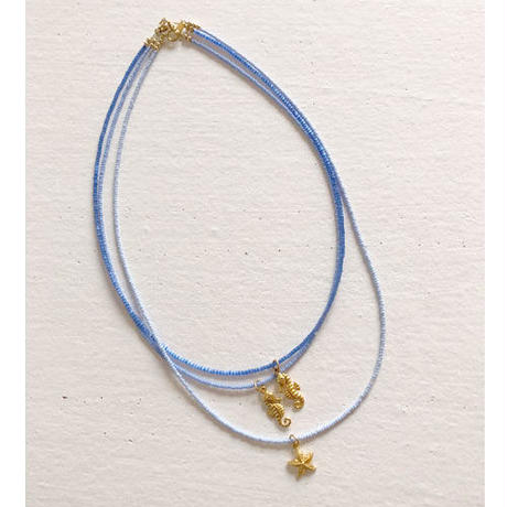 star fish の ネックレス a