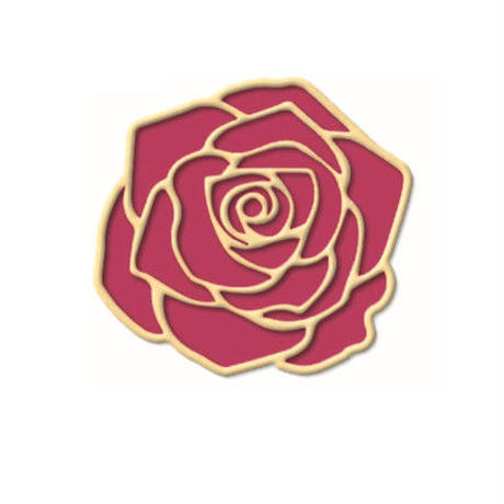 """ROSE"" Pin (MERZ-0159)"