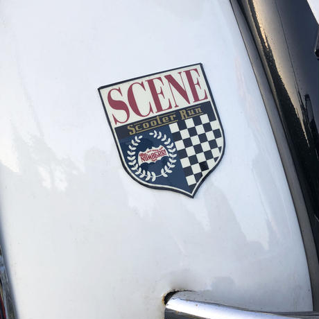 SCENE sticker