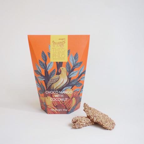 【THEO&PHILO】チョコレートマンゴー  withココナッツ