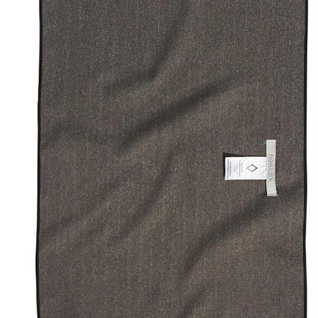 THE NOMADIX  /BANANA LEAF 14 TEAL HAND TOWEL