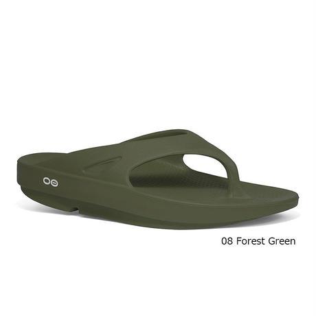 OOFOS OOriginal - 08 Forest Green ウーフォス