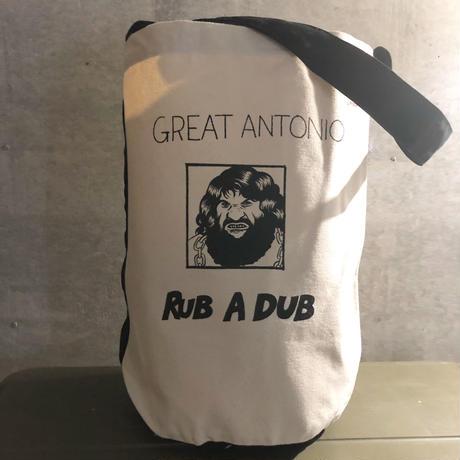 """[五木田智央]GREAT ANTONIO """"RUB A DUB"""" ワンショルダーバッグ"""