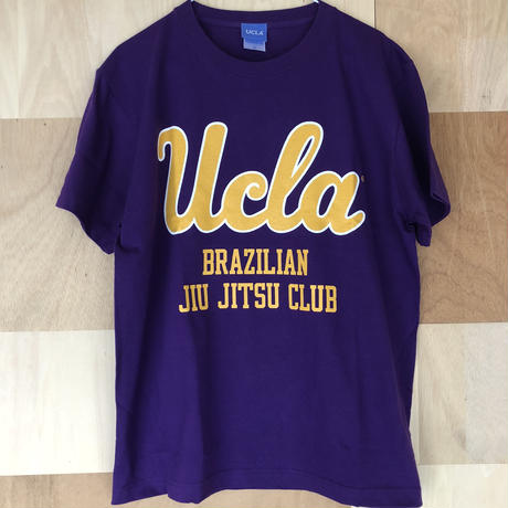 "[UCLA]""UCLA BJJ"" TEE PURPLE"