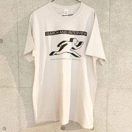[井口弘史]SEARCH & INTERVIEW Tシャツ
