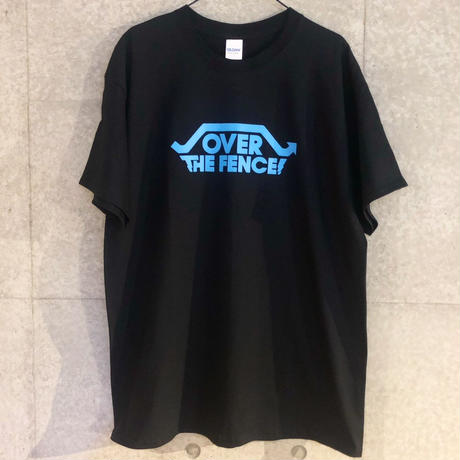 [井口弘史]OVER THE FENCE Tシャツ(black)