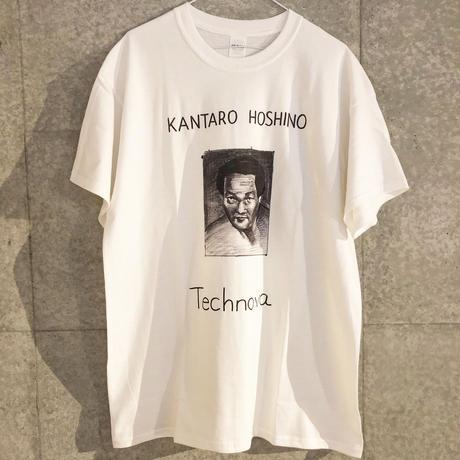 """[五木田智央]KANTARO HOSHINO""""Technova""""Tシャツ"""