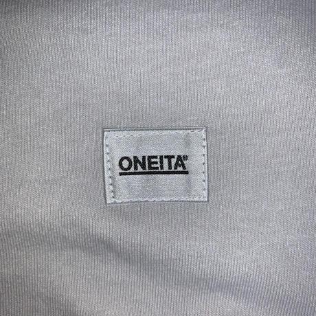 [五木田智央]LATIN PEHLWANSポケット付長袖Tシャツ(gray)