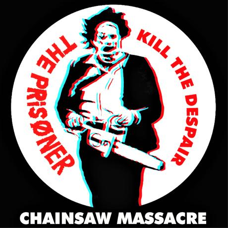 缶バッジ 32mm(CHAINSAW MASSACRE)
