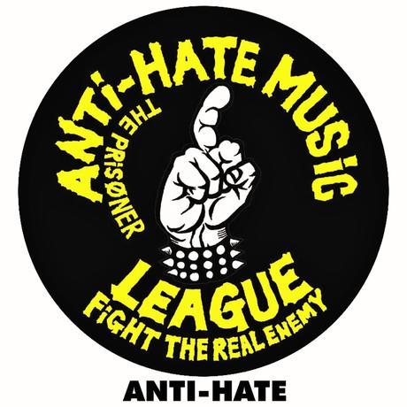 缶バッジ 25mm (ANTI-HATE MUSIC)