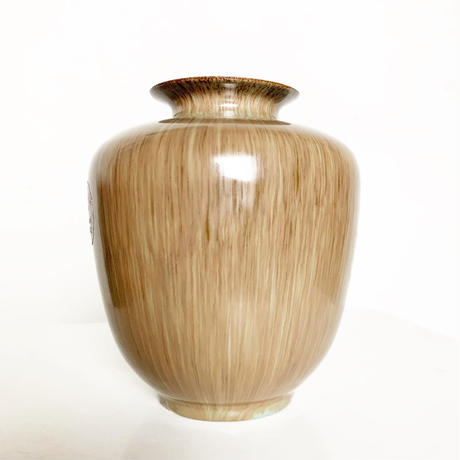Swiss ceramic vase
