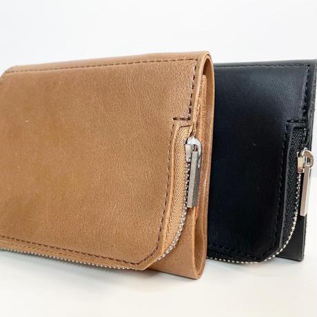 〈NL〉Leather short wallet  ''EDWARD''